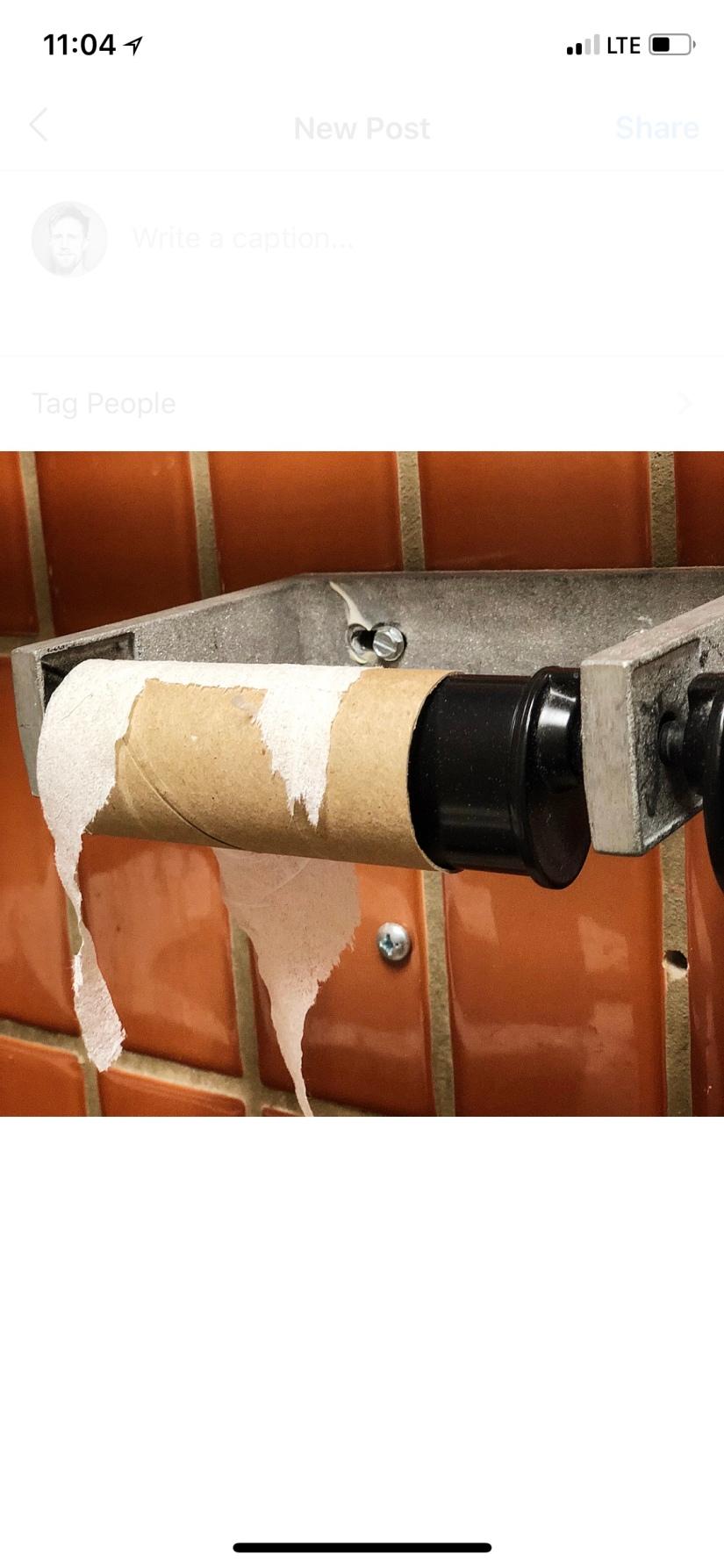 Toilet Paper Teachings